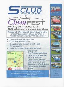 s club chimfest